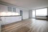Erstbezug! Stilvoll sanierte Wohnung in Büderich! - Wohn-Essbereich