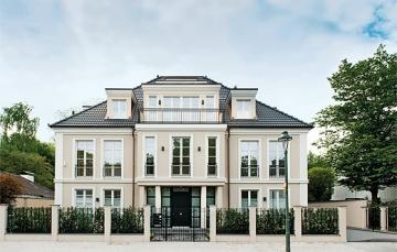 Exklusive Wohnung in repräsentativer Stadtvilla!, 40237 Düsseldorf, Etagenwohnung