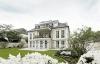 Exklusive Garten-Wohnung in repräsentativer Stadtvilla! - Rückansicht
