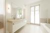 Exklusive Garten-Wohnung in repräsentativer Stadtvilla! - Badezimmer