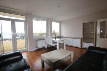 Moderne 2-Zimmer-Wohnung mit Weitblick!, 40547 Düsseldorf, Etagenwohnung
