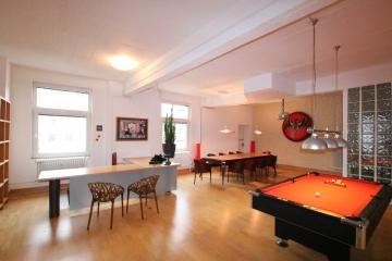 Traumhaftes Loft im ruhigen Hinterhof!, 40223 Düsseldorf / Bilk, Loft/Atelier