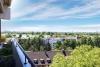 Stilvolles Wohnen mit Panoramablick über den Rhein! - Blick zum Rhein