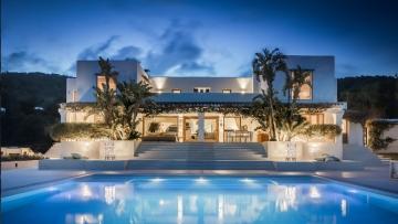 VILLA EVERLAND,  Ibiza, Villa