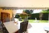 Exklusive Villa mit zwei Einliegerwohnungen in bester Nachbarschaft - Außenterrasse