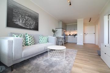 Stilvoll sanierte 2-Zimmer-Wohnung in Meerbusch-Büderich, 40667 Meerbusch, Terrassenwohnung