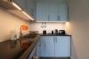 Stilvoll sanierte 2-Zimmer-Wohnung in Meerbusch-Büderich - Moderne Einbauküche