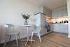 Stilvoll sanierte 2-Zimmer-Wohnung in Meerbusch-Büderich - Essbereich