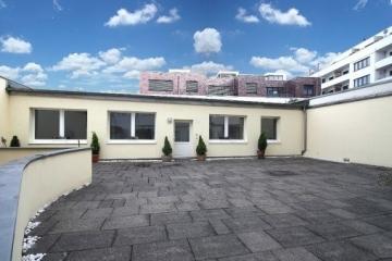 Hochwertig möblierte Wohnung im Hinterhof!, 40211 Düsseldorf, Erdgeschosswohnung
