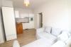 Hochwertig möblierte Wohnung im Hinterhof! - Wohnbereich