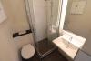 Hochwertig möblierte Wohnung im Hinterhof! - Badezimmer