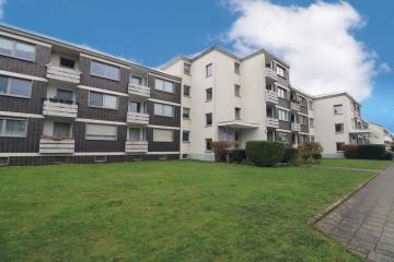 Gut vermietete Eigentumswohnung mit TG-Stellplatz in Büderich, 40667 Meerbusch, Erdgeschosswohnung