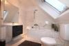 Beeindruckende Maisonette mit Dachterrasse - Badezimmer